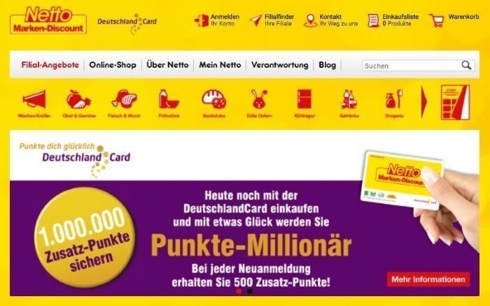 Deutschlandcard 2 Karte Anmelden.Netto Gutscheine August 2019 Aktuellen 20 15 Rabatt Sichern