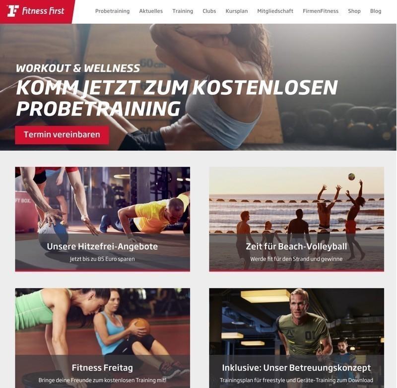 Fitness First Gutscheine August 2019 | 240€ + 10€ Rabatt einlösen