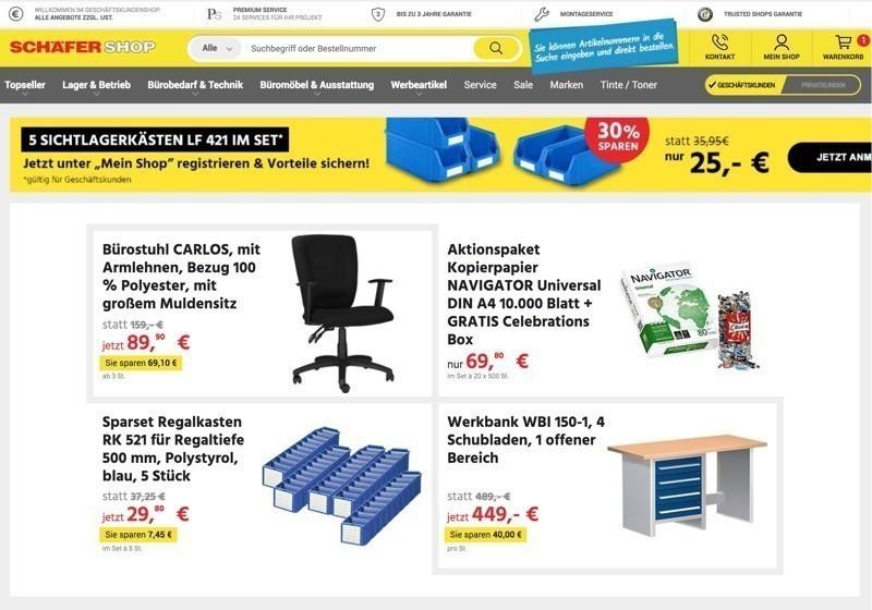 Schäfer Shop Gutscheine Februar 2019 10 50 Rabatt Einlösen