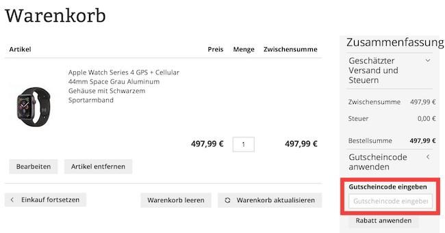 ef9fd6fe8e1a5d Techinthebasket Gutschein Juli 2019 | 8€ + 40% Code einlösen